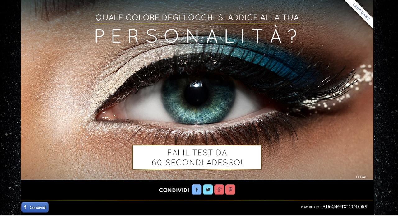 che il colore delle lenti a contatto più naturale annunci personali bergamo