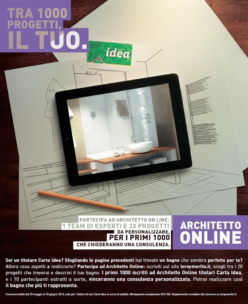 Ideeideas dettaglio notizia for Consulenza architetto online