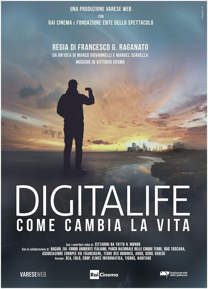Ideeideas categoria digital 5 settembre 2017 stato presentato al festival del cinema di venezia il progetto del docufilm digitalife che racconter come il digitale abbia cambiato fandeluxe Gallery