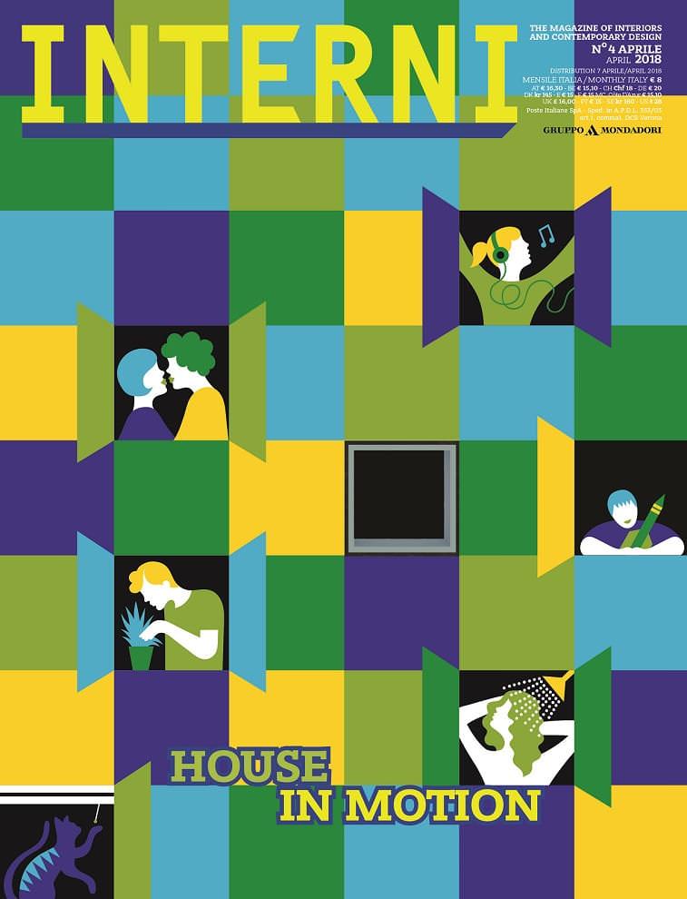 35d284a94fb9a 16 aprile 2018 - Si intitola  House In Motion  la mostra-evento che come  ogni anno da vent anni (1998-2018) è ideata e organizzata in occasione  della Design ...