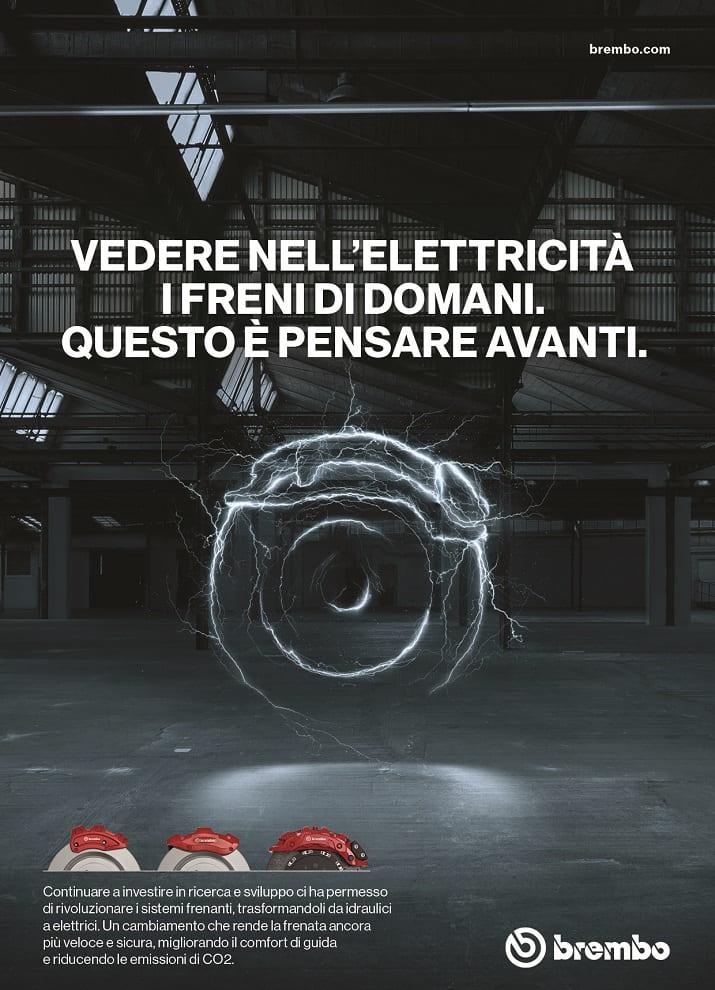 18 ottobre 2018 - McCann Worldgroup Italia ha vinto la gara per la nuova  campagna di comunicazione globale di Brembo (sistemi frenanti ad alte  prestazioni). c107dec1495