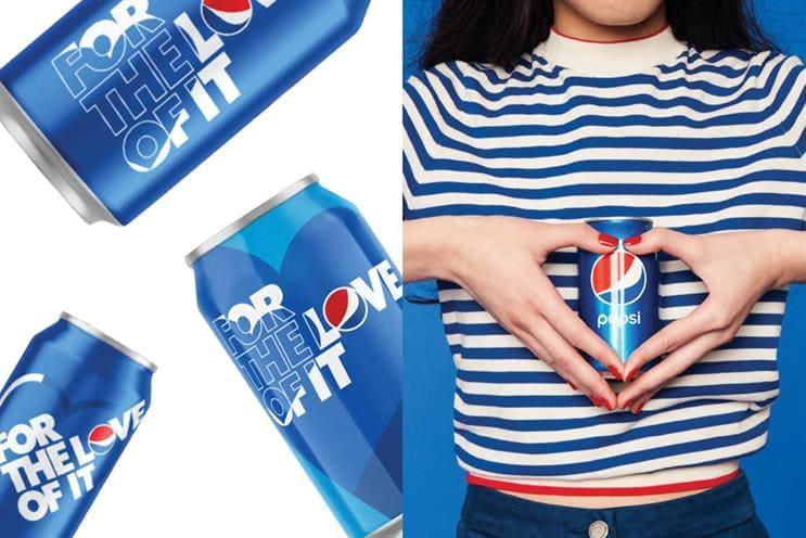 9 gennaio 2019 - Pepsi ha svelato la nuova piattaforma di martketing  globale 53228b93274